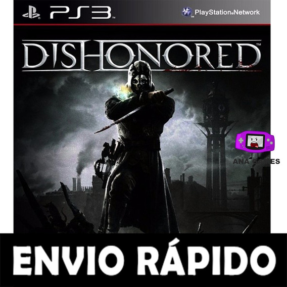 Dishonored Ps3 - Jogo Digital