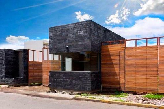 Venta Casa Nueva En Fraccionamiento Botaniko Metepec