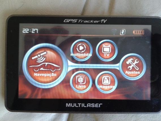 Placa Gps Tracker Tv Multilaser