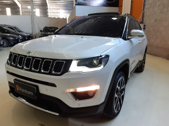 Jeep Compass 2.4 Limited Plus Atx9 Nafta 5p Pointcars