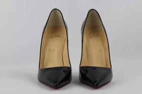 Sapato Scarpin Feminino Sola Vermelha35 36 37 38 39 Promoção