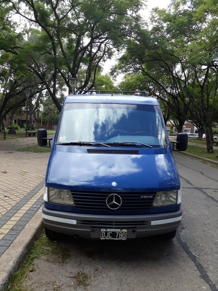 Mercedes-benz Sprinter 2.5 310 Furgon 3000 V1 2000