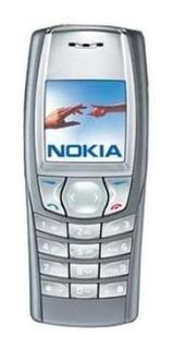 Celular Nokia 6585 Tdma (sem Chip) Antigo + Carregador Original Para Colecionadores - Não Funciona!