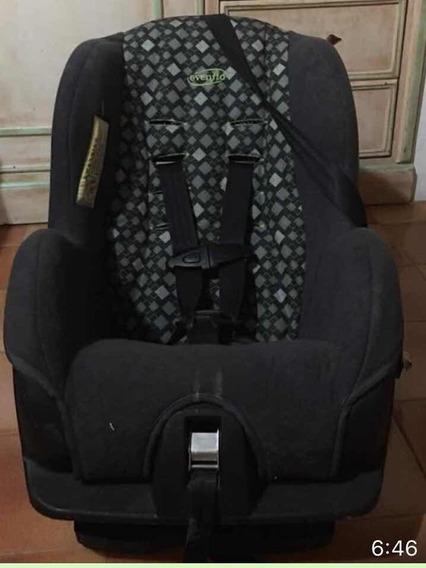 Silla De Carro Para Bebés Gris Evenflo