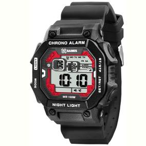Relógio Unisex X-games Xgppd084 Digital Elite Top Masculino