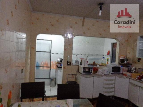 Imagem 1 de 14 de Casa Com 2 Dormitórios À Venda, 91 M² Por R$ 270.000 - Vila Bertini - Americana/sp - Ca0515