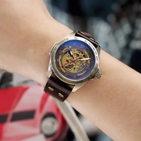 Reloj Para Hombre Mecánico Automatico