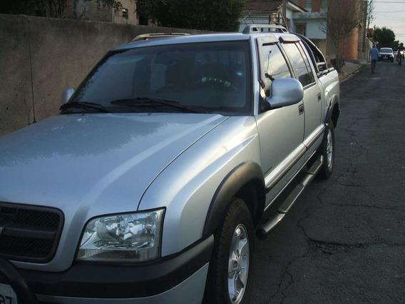 Chevrolet S10 2.4 Advantage Cab. Dupla 4x2 4p