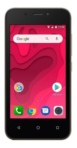 Celular Smartphone Positivo Twist Mini S431 8gb Dourado - Dual Chip