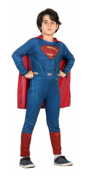 Disfraz Superman Film Pelicula Sulamericana Mundo Manias