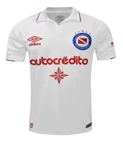 Camiseta Alternativa Argentinos Juniors Umbro 2020 Original