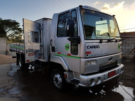 Ford Cargo 815 4x2 Ano 2011/2012 Cabine Suplementar