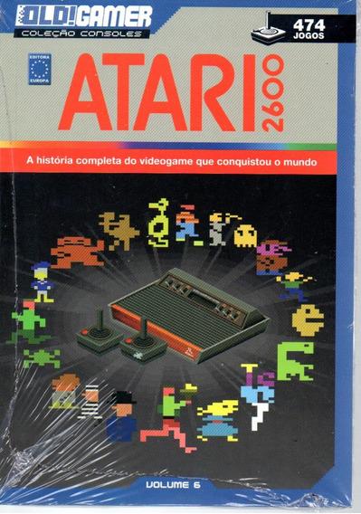 Old Gamer 6 Atari 2600 - Europa 06 - Bonellihq Cx366 G18