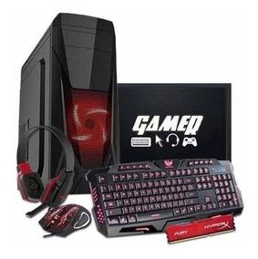 Cpu Gamer + Monitor19 Amd A4 7300/ 1000gb/ 16gb/ Hd 8470d