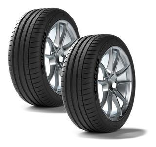 Paquete De 2 Llantas 225/45zr17 Michelin Pilot Sport4 94y