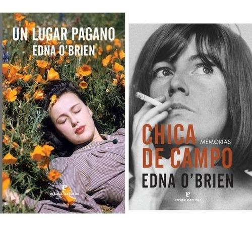 Pack O Brien Edna Un Lugar Pagano Chica De Campo Mercado Libre