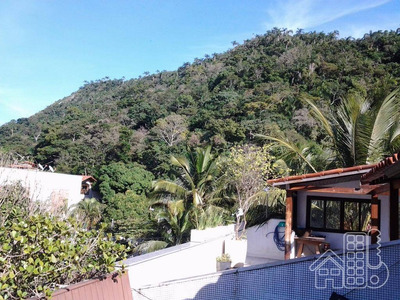 Casa Com 5 Dormitórios À Venda, 301 M² Por R$ 1.200.000 - Itacoatiara - Niterói/rj - Ca0059