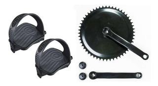 Pedivela Bike Spinning Ergométrica C/pedal Firma Pé Academia