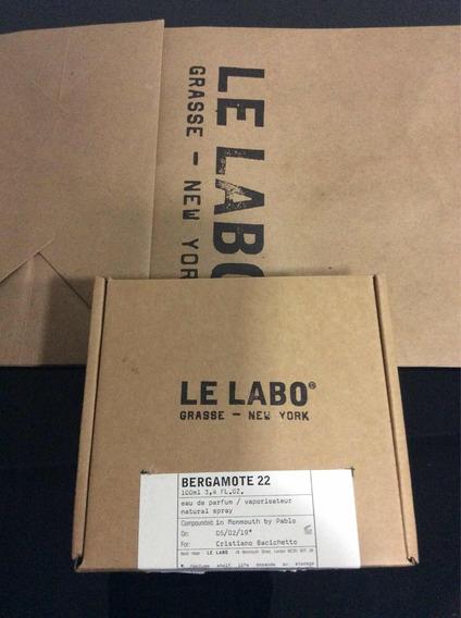 Decant 5ml Bergamote 22 Le Labo