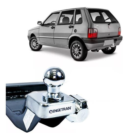 Engate Reboque Fiat Uno Smart Fire 2000 A 2003 Engetran