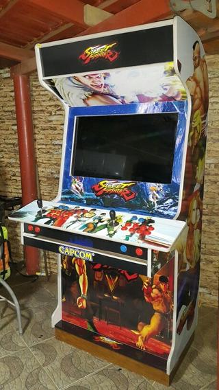 Fliperama, Multijogos,bartop,hyperspin,arcade,neogeo,mame