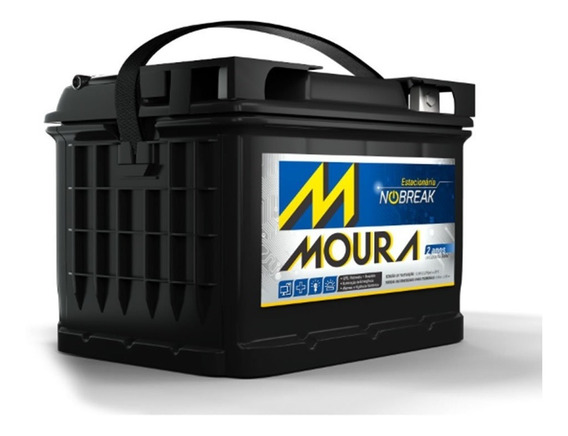 Bateria Estacionária Para Nobreak Moura 12mva 9ah
