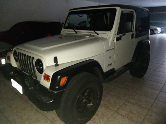 Jeep Wrangler 4.0 Aut. 2p 2000