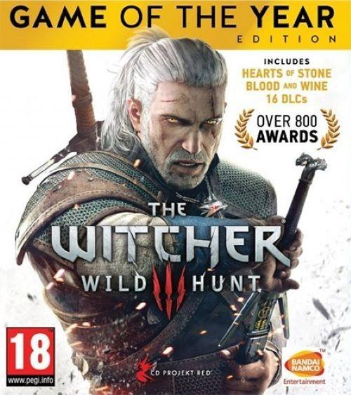 The Witcher 3 Wild Hunt - Goty C/ 18 Dlcs E Dublagem Pt Br