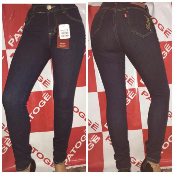 Calcas Jeans Patoge Feminina