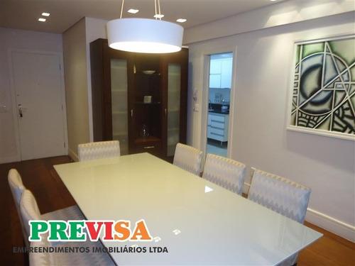 Apartamento No Sion 4 Quartos, Elevador, 2 Vagas - Pr3021