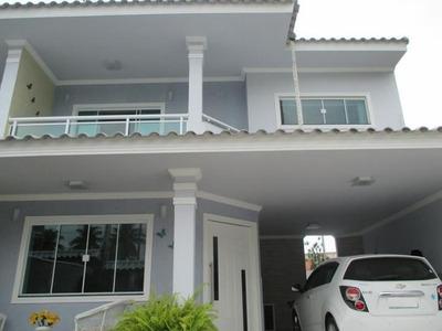 Casa Para Venda Em Araruama, Parque Hotel, 4 Dormitórios, 2 Suítes, 2 Banheiros, 2 Vagas - 14