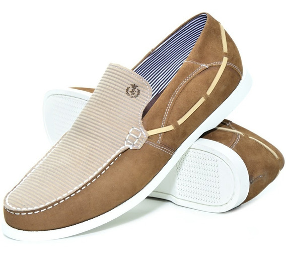 Mocassim Dockside Masculino Shoes Grand Couro - 4761