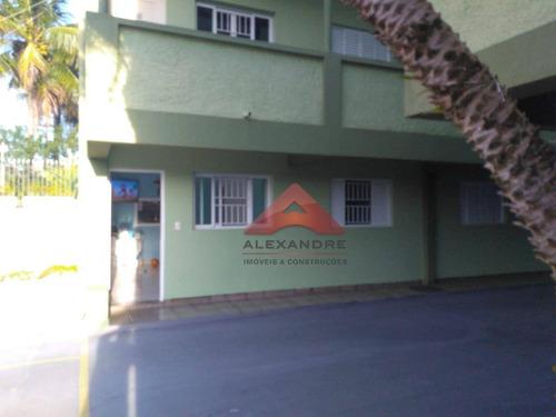 Apartamento À Venda, 46 M² Por R$ 180.000,00 - Martim De Sá - Caraguatatuba/sp - Ap4014