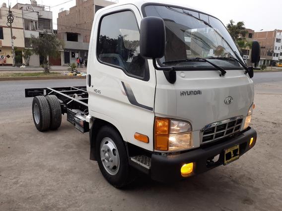 Ocasion Hyundai Hd45 Fab:2009 Diesel 112000 Kms Remato