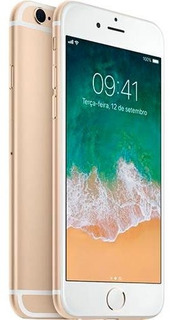 iPhone 6 32gb Lacrado Nota Fiscal E 1 Ano De Garantia Apple