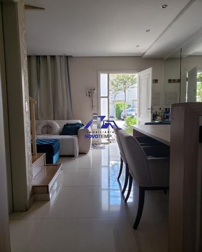 Linda Casa À Venda, 03 Dorms, 02 Vagas - Condomínio Mediterrâneo - Barueri - Ca00783 - 69310538