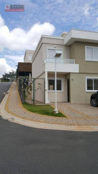 Casa Com 3 Dormitórios Para Alugar, 120 M² Por R$ 2.700/mês - Roncáglia - Valinhos/sp - Ca0684