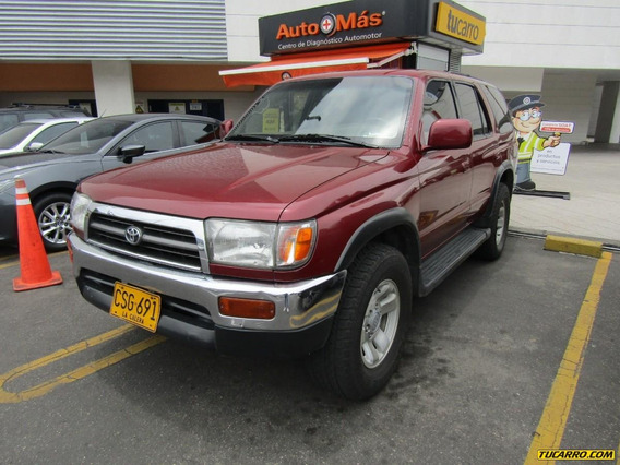 Toyota 4runner Blindado