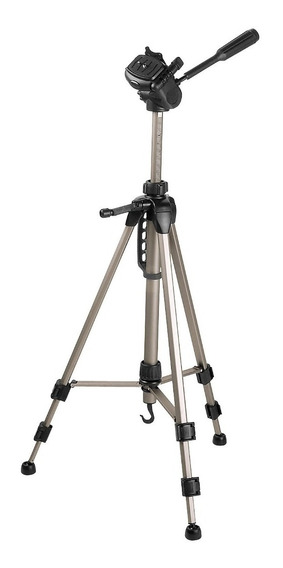 Tripé C/ Bolsa E Engate Rápido Wt3770 Para Canon Nikon Sony