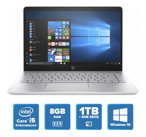 Laptop Hp Core I5 8th / Ram 8gb / 1tb / Nvidia 940mx