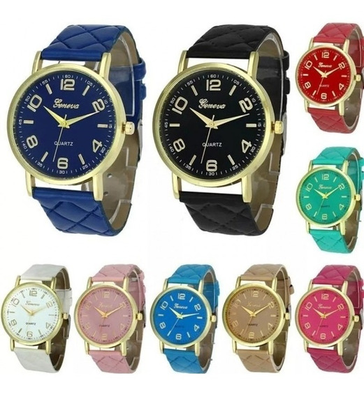 Kit 3 Relógio Feminino Barato Para Revenda Atacado Compre J