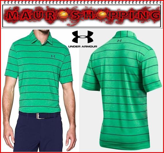 Camiseta Under Armour Tipo Polo 100% Original Golf Nike