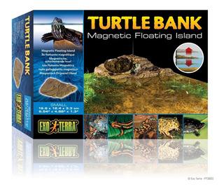 Isla Flotante Magnética Tortugas Acuaticas Exo Terra