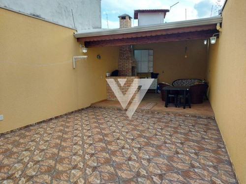 Sobrado Com 2 Dormitórios À Venda, 140 M²  - Jardim Rosália Alcolea - Sorocaba/sp - So1086