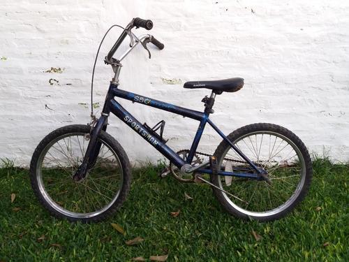 Bicicleta Rodado 20  T/ Freestyle Bmx