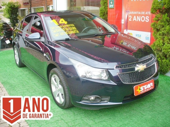 Cruze 1.8 Lt Sedan Aut. Flex - 2014 Star Veículos