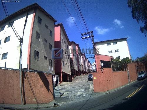 Imagem 1 de 11 de Venda Apartamento Sao Bernardo Do Campo Demarchi Ref: 133491 - 1033-1-133491