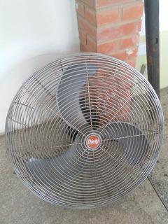 Ventilador Industrial Motor 1/6 Hp 110v