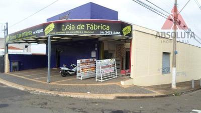 Salão Para Alugar, 477 M² Por R$ 8.300/mês - São Luiz - Americana/sp - Sl0247