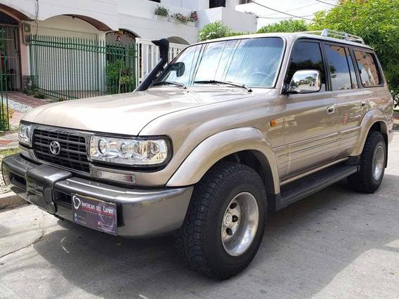 Toyota Land Cruiser Vx Burbuja Automatico 4x4 Modelo 1997
